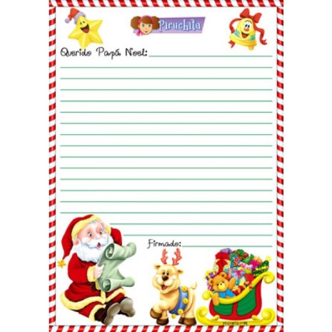 Carta a Papa Noel (1)