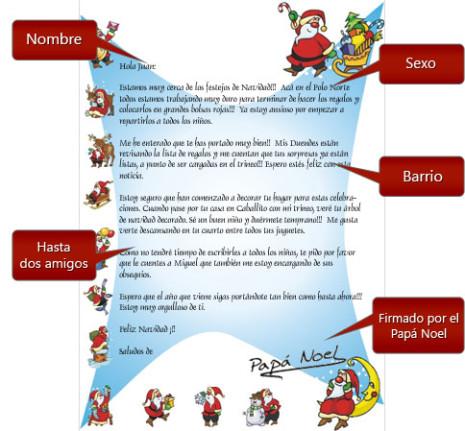 Modelos de cartas a Papa noel para imprimir (6)