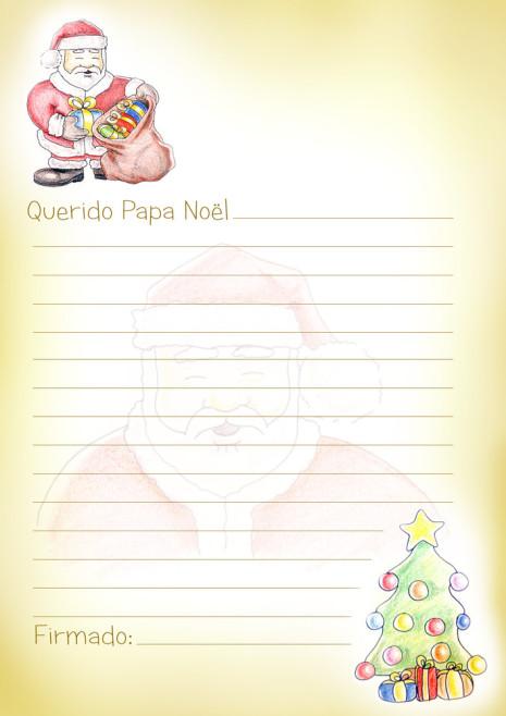 Modelos de cartas a Papa noel para imprimir (7)