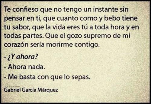 Gabriel Garcia Marquez Frases Poemas Y Libros Memorables