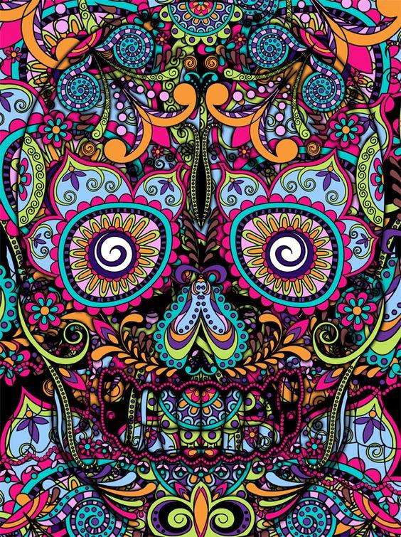 Día De Muertos En México Imágenes De Calaveras Ofrendas Catrinas