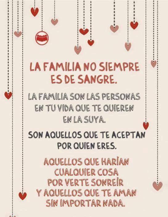 Imágenes Con Frases Sobre La Familia Para Reflexionar Y Compartir