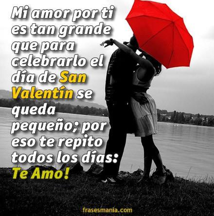 Bonitas Imagenes De San Valentin Romanticas Con Frases