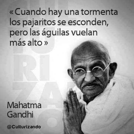 52 Frases Inspiradoras De Mahatma Gandhi Para Dedicar