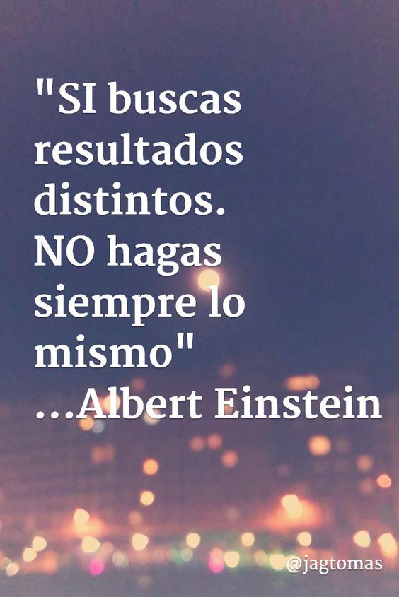 Imágenes Con Frases De Albert Einstein Para Recordar