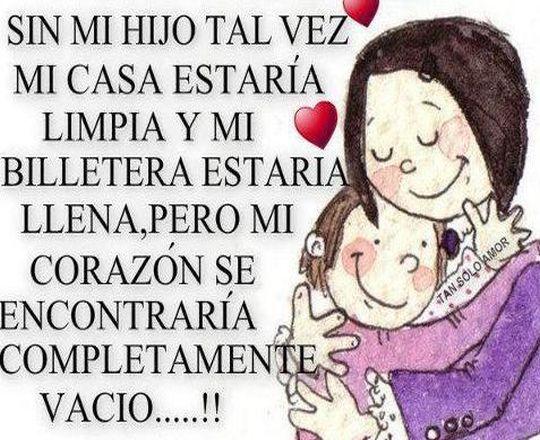 Imagenes Para El Dia De La Madre Con Mensajes Y Hermosas Frases