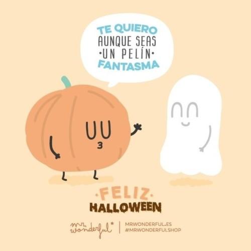 Imágenes De Halloween Con Frases Para La Noche De Brujas