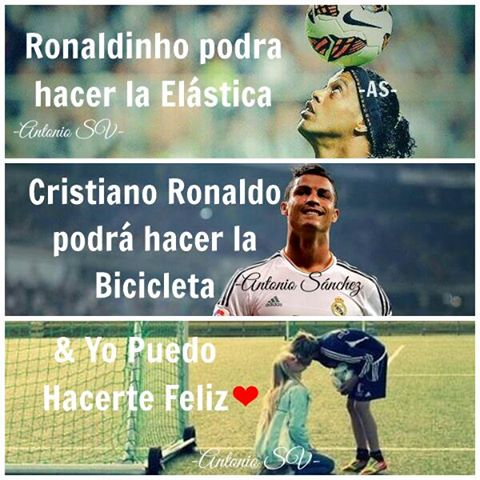 Imagenes De Futbol Con Frases De Amor Y Pasion