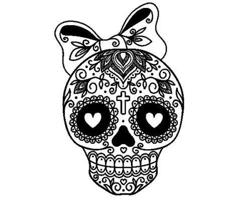 Imágenes De Día De Muertos Con Frases Calaveras Y Dibujos