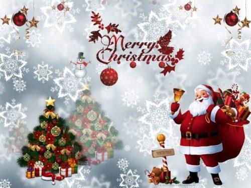 120 Imagenes De Navidad Con Frases Y Mensajes