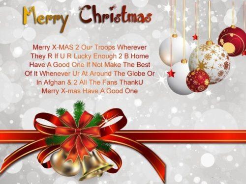 120 Imágenes De Navidad Con Frases Y Mensajes