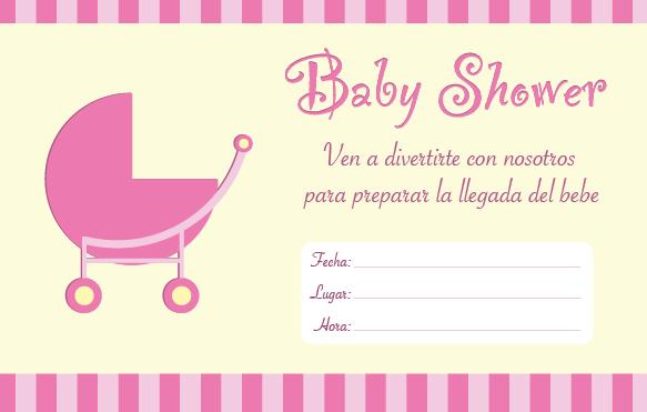 Invitaciones Con Frases Bonitas Para Baby Shower