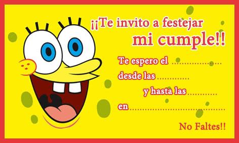 Invitaciones De Cumpleanos Para Ninos Y Ninas Con Frases Lindas
