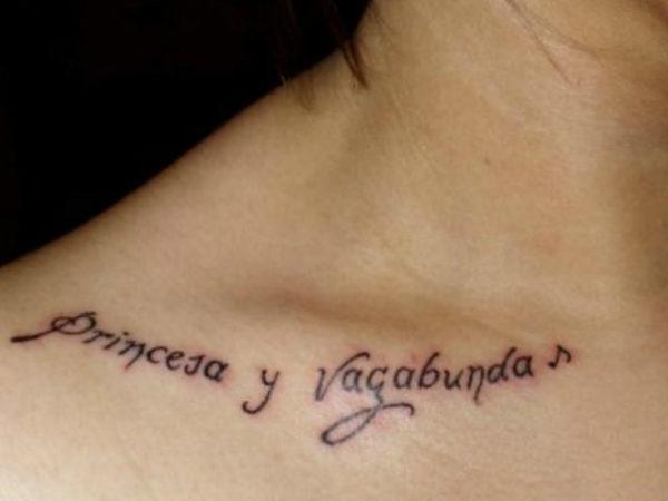 Los Mejores Tatuajes Para Hombres Y Mujeres De Frases