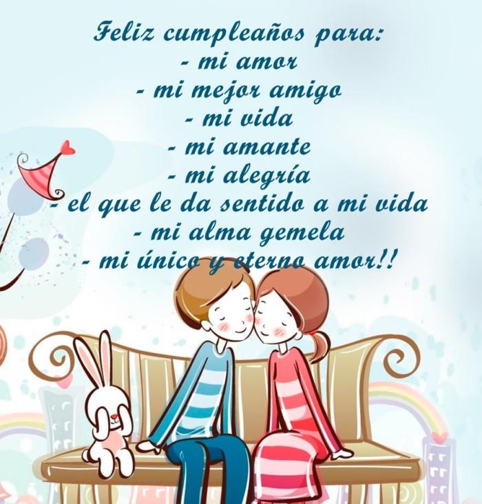 Imagenes Frases Y Mensajes Para Felicitar El Cumpleanos