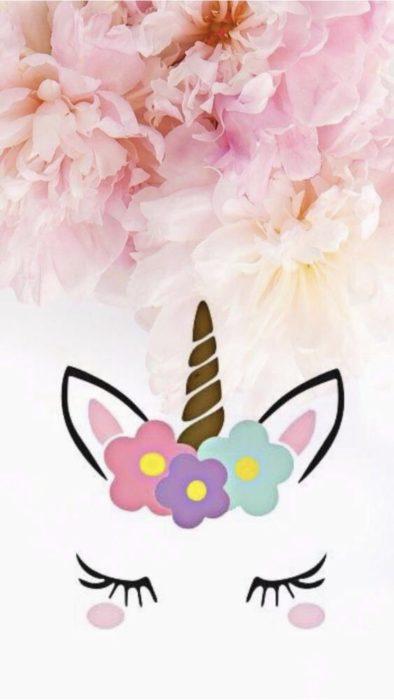 Invitaciones de unicornio tarjetas para descargar e for Fondos de pantalla para celular bonitos