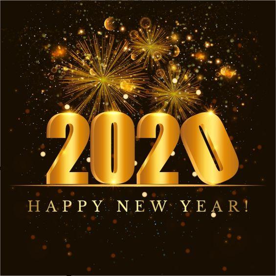 Imágenes Y Frases Bonitas De Año Nuevo 2020 Para Whatsapp